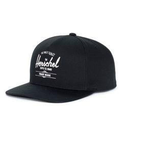 Herschel NWT Whaler Mesh Black Baseball Cap